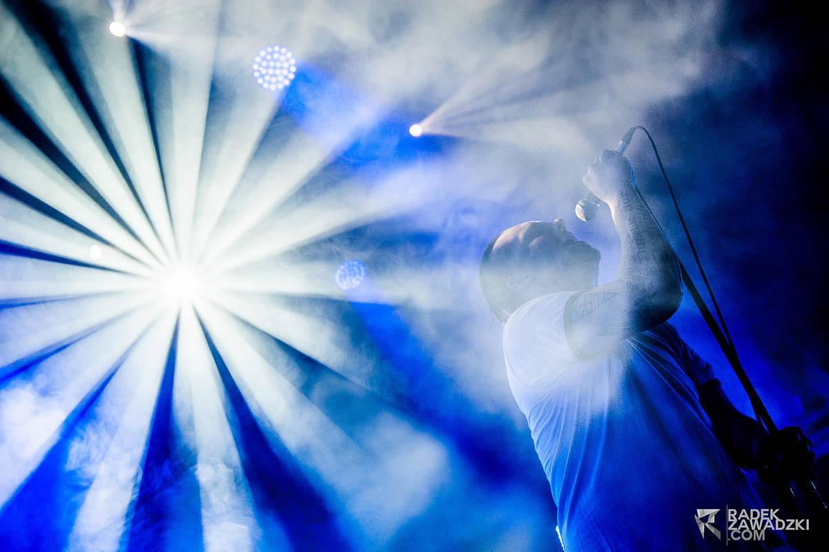 Radek Zawadzki - zdjęcia koncertowe Blindead