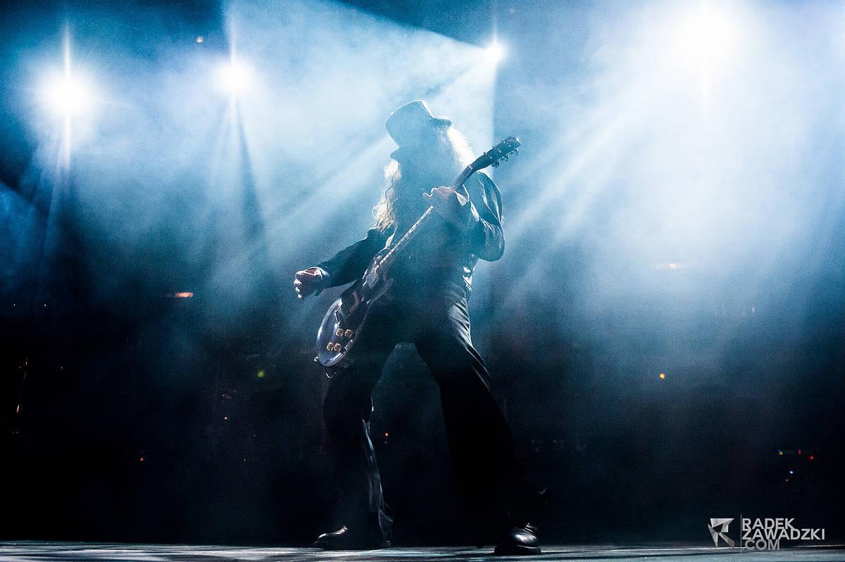 Radek Zawadzki - zdjęcia koncertowe Hunter