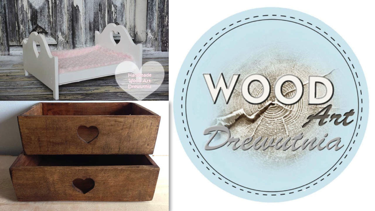 Akcesoria do sesji - Wood Art Drewutnia - polecani dostawcy fotografa