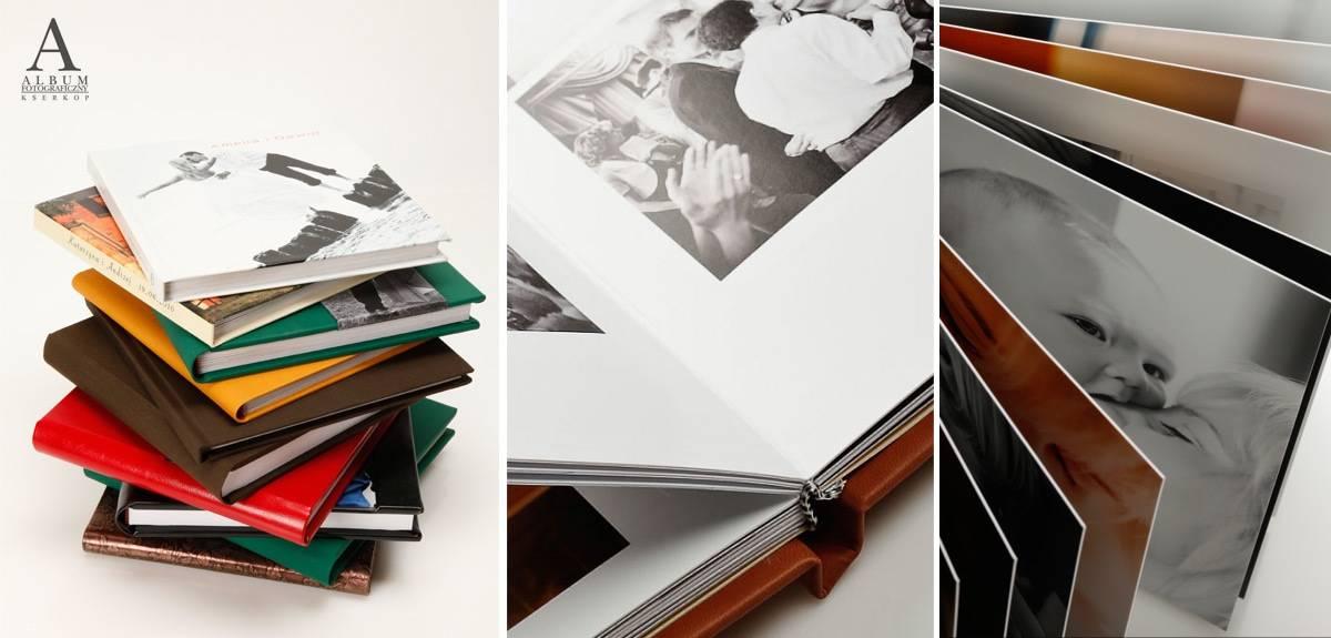 Albumy fotograficzne - Albumfotograficzny Kserkop - polecani dostawcy fotografa