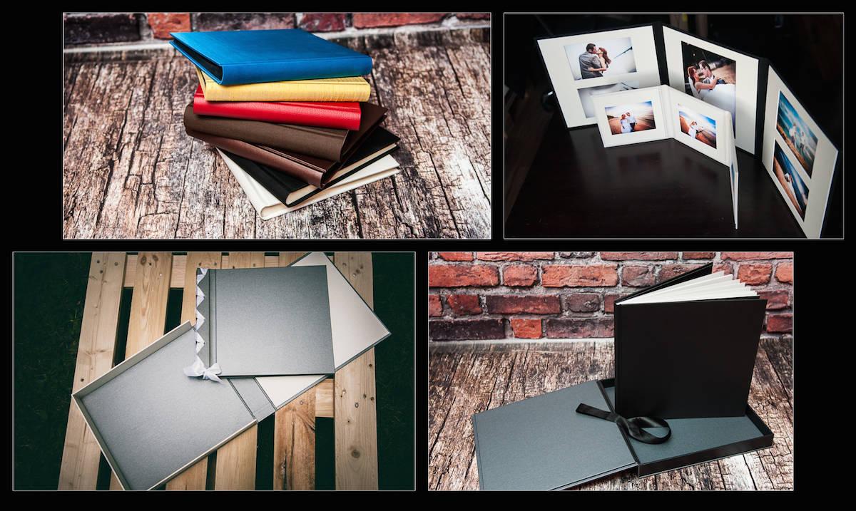 Albumy fotograficzne - Briums - polecani dostawcy fotografa