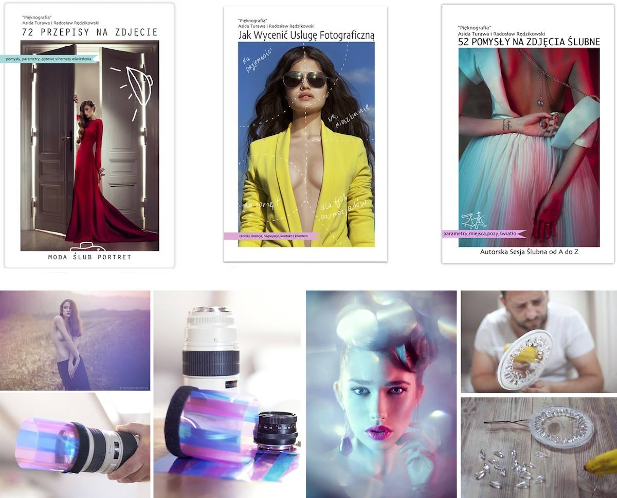 E-booki dla fotografa - Pieknografia - polecani dostawcy fotografa