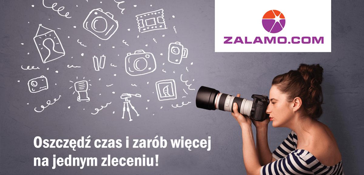 Narzędzie dla fotografa - Zalamo - polecani dostawcy fotografa