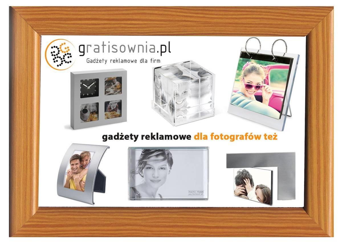 Gadżety reklamowe - Gratisownia.pl - polecani dostawcy fotografa