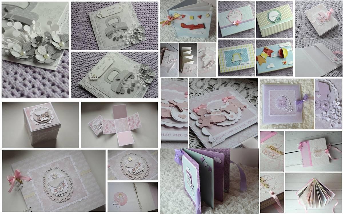Papierowe pudełka i albumy - Handmade Deco & Scrap - polecani dostawcy fotografa