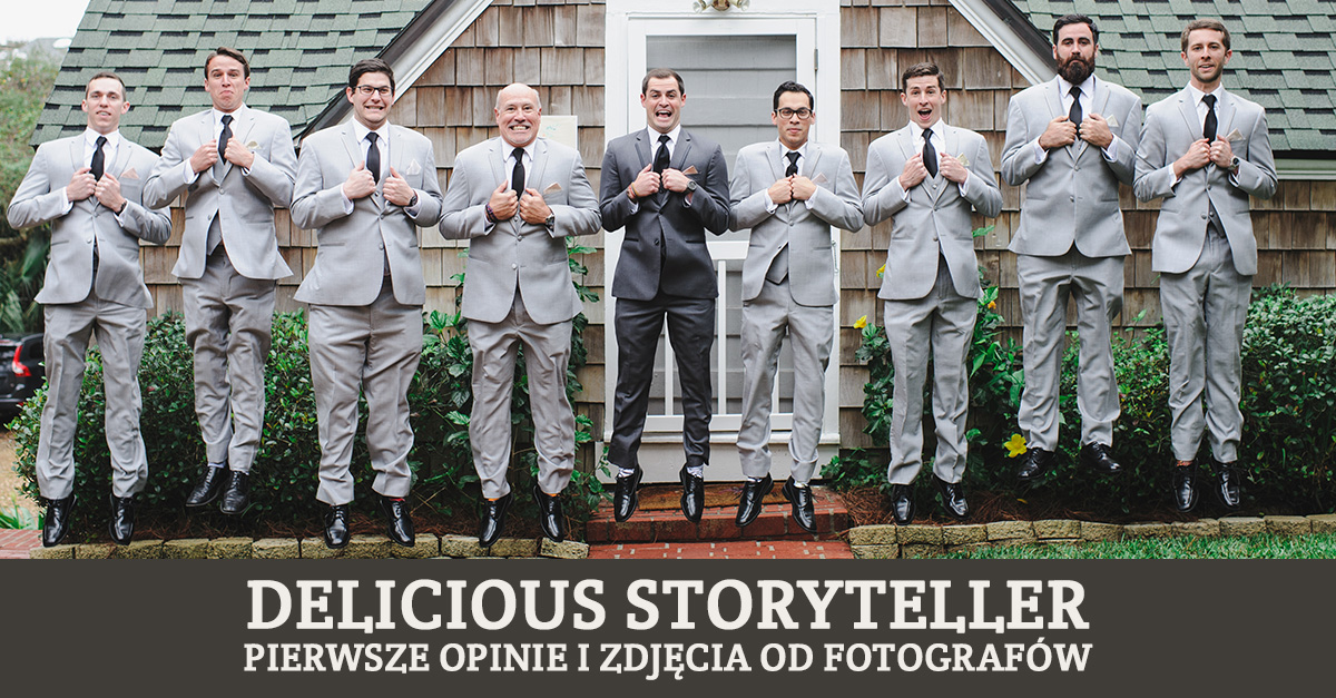 Delicious Storyteller - opinie i zdjęcia fotografów