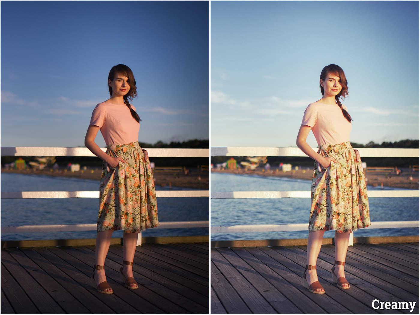 Szybka obróbka zdjęć w Lightroom + Color Efex Pro